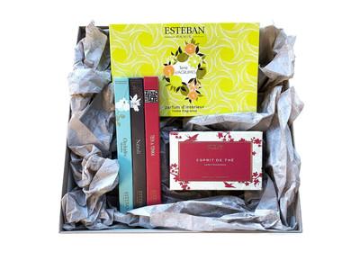 すぐに会えない今だからこそ、大切な方へ。Stay Homeの年末に、ESTEBANが贈る、思いをとどける香りのギフト。