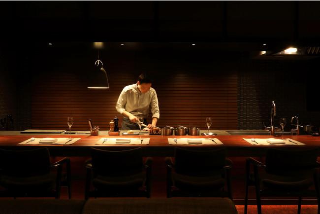 特別なひと時を楽しむ、一日一組のプライベートレストラン「Saucer」恵比寿にオープン!