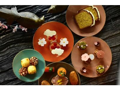 【マンダリン オリエンタル 東京】多彩な「桜」プロモーションを実施 桜アフタヌーンティー付「お花見ステイ」も販売~レストラン、ラウンジ、バーの営業も順次再開~