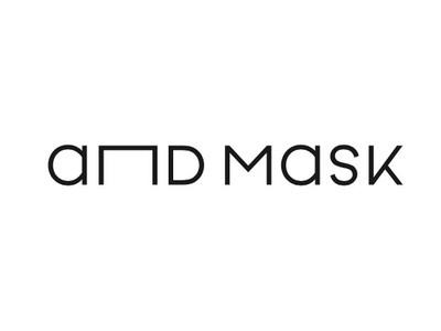 機能性とファッション性を兼ね備えた新基準のマスク『and Mask(アンドマスク)』から、2021年8月18日(水)従来の