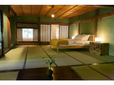 """【11月開業】殿様も休憩したお屋敷に宿泊。歴史ある松本藩主の本陣が新たな民泊施設として誕生。""""Satoyama villa 本陣"""" 2020年9月プレオープン。"""