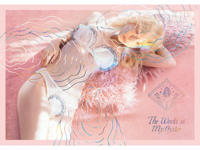【地方名産品×ファッション】牡蠣をテーマにしたアパレルブランド「The World is My Oyster」始動