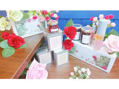 【希有な食べられるバラ商品も!】オンラインショップ「KiLaLi LIFE(キラリライフ)」がグランドオープン