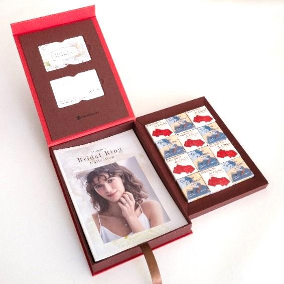 バレンタインをきっかけにプロポーズを応援!チョコレートの入った「サプライズギフトボックス」を日本橋高島屋で販売!