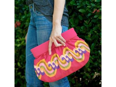 【横浜高島屋】ミャンマー民族の技術・文化を継承する手織りハンドバッグ「moringa(モリンガ)」期間限定販売!!
