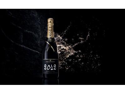 時を重ね完成したモエ・エ・シャンドン74番目のヴィンテージ「グラン ヴィンテージ 2012」登場