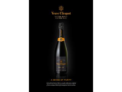 ヴーヴ・クリコの最高醸造責任者が贈るクラフツマンシップの結晶【Veuve Clicquot Extra Brut Extra Old 2】