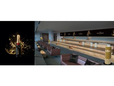 1日18組限定 横浜の夜景を眼下にSKY GARDENで特別なひとときを モエ・エ・シャンドン プレミアム カップルシートプランを期間限定販売