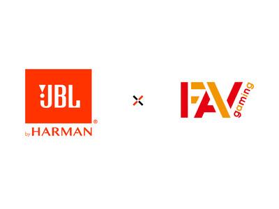 """プロゲーミングチーム""""FAV gaming""""、音響機器ブランド「JBL」によるスポンサーが決定!"""