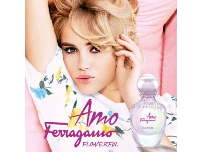 サルヴァトーレ フェラガモが創り出すフレッシュで新しい香りのチャプター「アモ フェラガモ フラワーフル」発売!