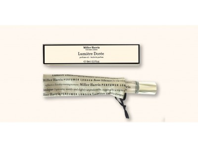 英国メゾンフレグランスブランド「ミラー ハリス」より、ココナッツオイル配合のロールオン オイルパフューム誕生