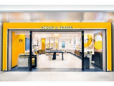 アクア ディ パルマ 日本初の旗艦店をGINZA SIXにオープン!モデル高垣麗子さん、モデル野崎萌香さん来店