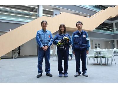 福島第一原子力発電所の処理水などの分析で活躍 スマートグラスの新たな活用法とは