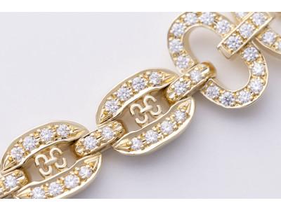D2Cハイジュエリーブランド「ヘリカルコード」がメレダイヤモンドの品質基準が高い企業に選ばれました