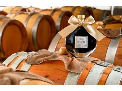 いい夫婦の日に封切り・ 山梨のワインビネガー専門メーカーが造る『国産バルサミコ酢』