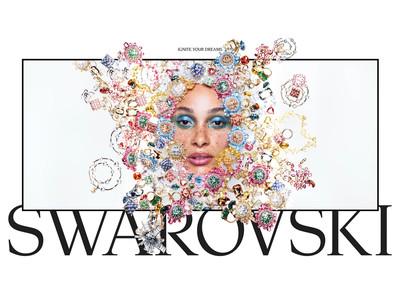 スワロフスキー Wonderlab最新クリエーションの魔法