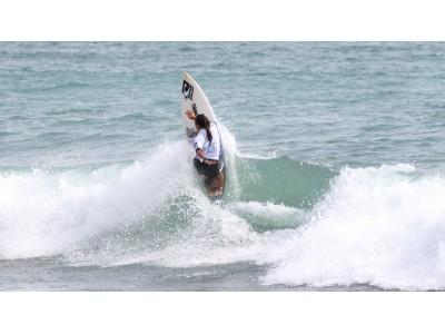 """東京五輪で正式種目として注目されるサーフィン。世界の女子トッププロサーファーが集う""""国際大会""""を日本で開催!『white buffalo women's pro QS3000 THE 2ND』"""