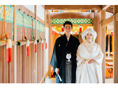 赤坂・乃木神社でwithコロナ時代の新婚礼プラン