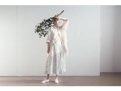 【アップサイクルファッション】自然素材ブランド「nest Robe(ネストローブ)」より2021年Summerコレクションが新発売
