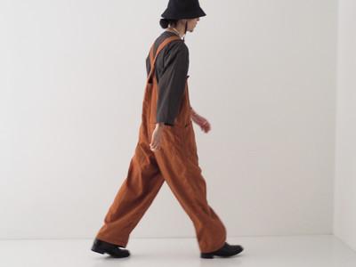 【超軽量天然繊維×ミリタリー】CONFECT(コンフェクト) の「カポック」トラウザーズ