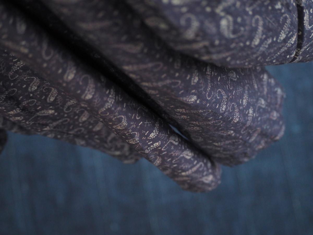 インドの伝統柄を繊細な職人技術で表現。CONFECT(コンフェクト)初の「ペイズリー」アイテムが発売 画像