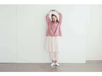 【環境保全 × 循環型のモノづくり 】自然素材ファッションブランド「nest Robe(ネストローブ)」よりアップサイクルな21ssコレクションがスタート