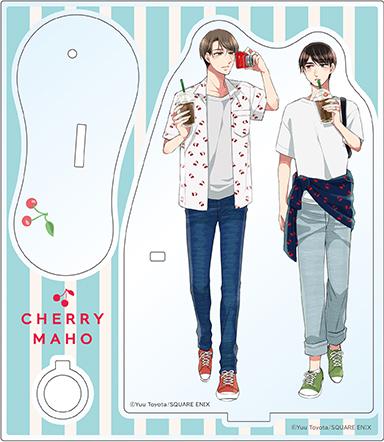 <アニメ・漫画専門ECサイトであるAnimo(アニモ)にて、チェリまほ 各種商品が新発売>7月25日より予約販売開始!