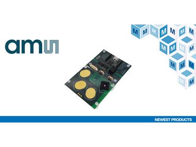 マウザー、amsのバイタルサインセンサAS7038xBとバイタルサインセンサモジュールAS7030Bの新規取り扱いを開始