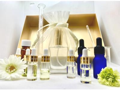 ~おうち時間で感性を磨こう~『Magnolia Fragrance』が自宅でフレグランスが手作りできる「DIY調香キット」を本日発売