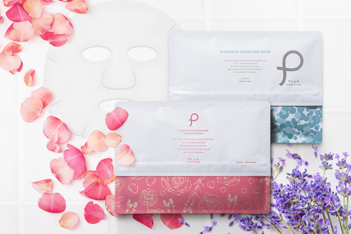 春季限定!気持ち華やぐシートマスクが【プリュ(PLuS beauty energy)】から発売|#プリュ