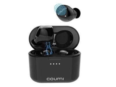 "【COUMI】カスタムEQアプリ対応!より快適な音楽体験を提供するカナル型完全ワイヤレスイヤホン""EAR SOUL TWS-817A""を発売"