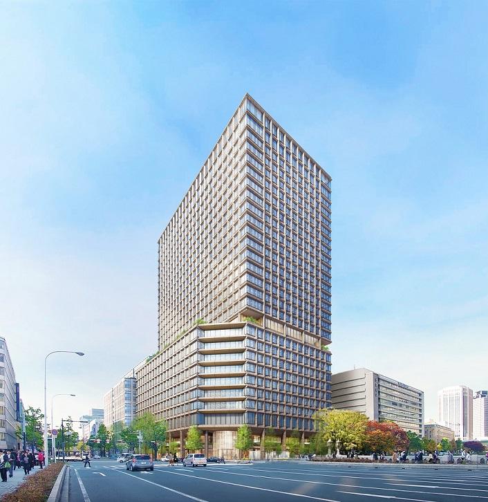 『淀屋橋駅西地区第一種市街地再開発事業』市街地再開発組合設立のお知らせ