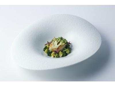 【アルマーニ / リストランテ】イタリア料理の伝統と進化をテーマにコース構成をリニューアルしました。