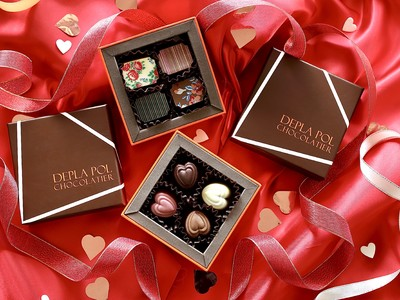 チョコレートの本場ベルギー・ブルージュで60年以上受け継がれるショコラトリー「DEPLA POL CHOCOLATIER(デプラポールショコラティエ)」バレンタイン限定商品を本日より販売開始