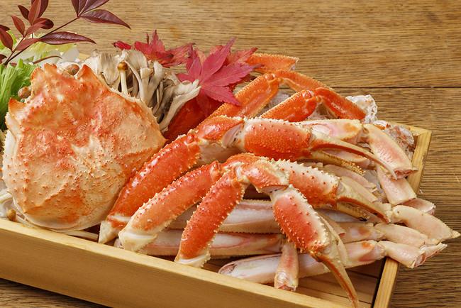 【ランチタイムはいくらかけ放題&本鮪食べ放題、ディナー限定で蟹食べ放題も!】日本全国ご当地グルメビュッフェ『大地の贈り物...