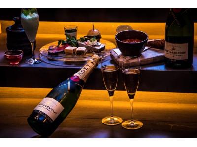 New Year's season限定~シャンパンのマリアージュが6,666円で愉しめる『PUB×CHAMPAGNE フリーフロープラン』を六本木・赤坂で開催!【THE PUBLIC】