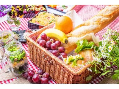 時間無制限、1000円から桜ランチビュッフェが楽しめる『春のお花見ピクニック・ランチフェア』銀座バグースプレイスで開催!