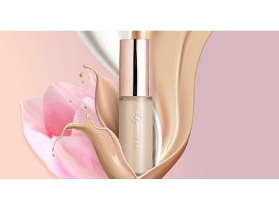 ひと塗りで極上肌に魅せる美容液ファンデーション「マイスキンカラー  ヴェール」新発売