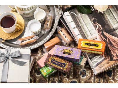「時空を結ぶホテル」がテーマの洋菓子ブランド誕生 19世紀の横浜モチーフに