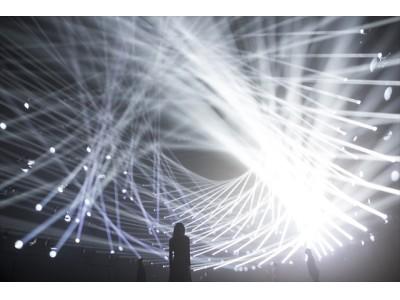 チームラボ、「バイトル presents teamLab Jungleと学ぶ!未来の遊園地」を渋谷・ヒカリエで開催!光のアートに包まれる超幻想空間での体験型音楽フェスティバル。7/28-9/10