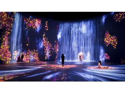 チームラボ、ジェームズ・タレルとエス・デブリンと共に、マイアミの新体験型アートセンター「Superblue」のオープニングを飾る。