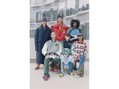 LACOSTE AUTUMN-WINTER 2021 FASHION SHOW COLLECTION