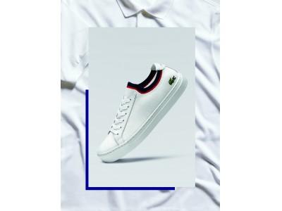 ラコステを代表するポロシャツがシューズへと進化「LA PIQUEE」新登場