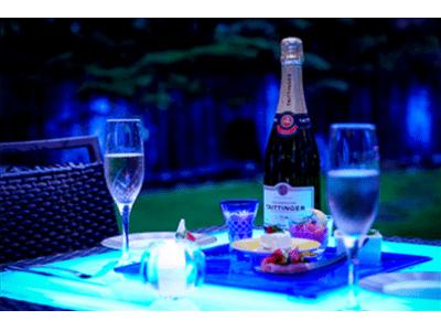 【札幌パークホテル】~夏を愉しむプレミアムガーデン企画~「Sapporo Park Hotel Garden Dining」 OPEN