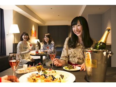 【札幌グランドホテル】「写ルンです」など特典付き24Hステイプラン
