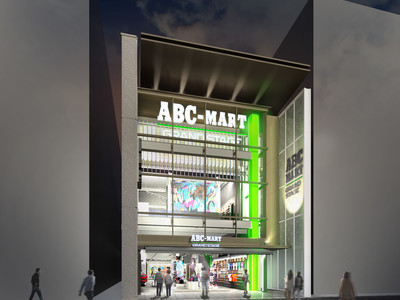ABC-MART GRAND STAGE名古屋栄 OPEN!!