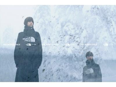 「THE NORTH FACE×HYKE 2019秋冬コレクション」9月18日より発売