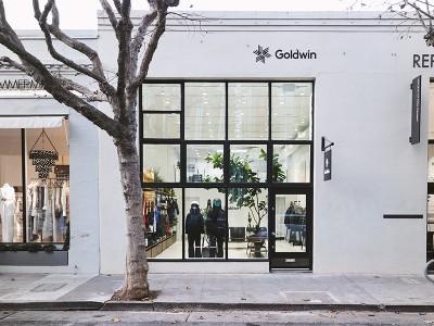 株式会社ゴールドウイン 初の海外直営店「Goldwin San Francisco」を11月22日にオープン
