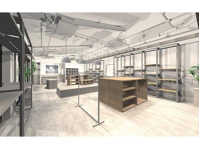 「HELLY HANSEN」直営店初となるアウトドアライフスタイルを提案する店舗