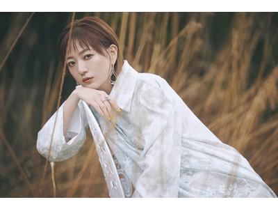 11月開催「コラジェンヌ アワード」の審査員にアーティスト、モデル、タレントとして多方面に活躍する、伊藤千晃が決定!